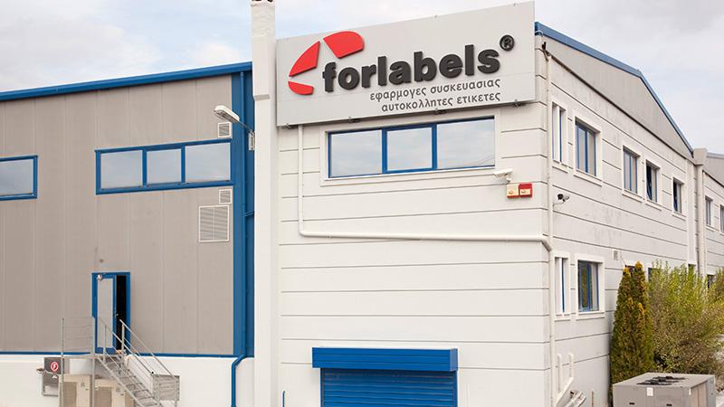 Ιστορικό της Forlabels