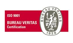 Πιστοποιήσεις - συμμετοχές Forlabels: ISO 9001